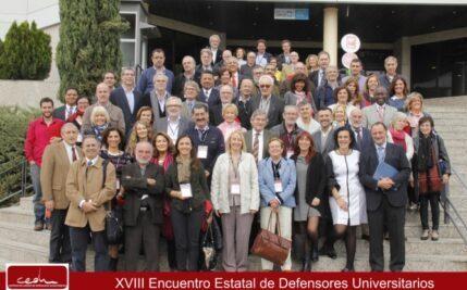 XVIII Encuentro Estatal (Madrid) 2015