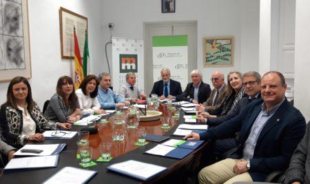Reunión del Defensor del Pueblo Andaluz con las Defensorías de las Universidades andaluzas