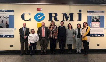 Firma convenio entre CEDU y CERMI