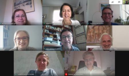 Reunión Comisión Ejecutiva de la CEDU, 26 de mayo